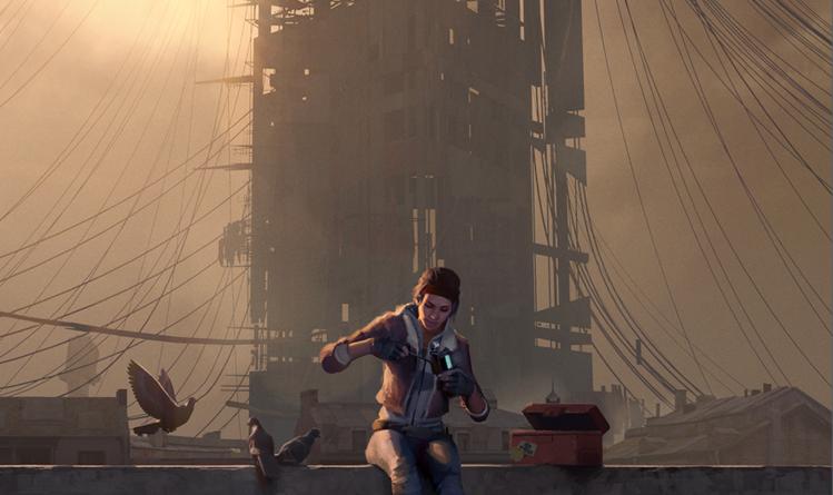 Предзагрузка Half-Life: Alyx начнётся в пятницу