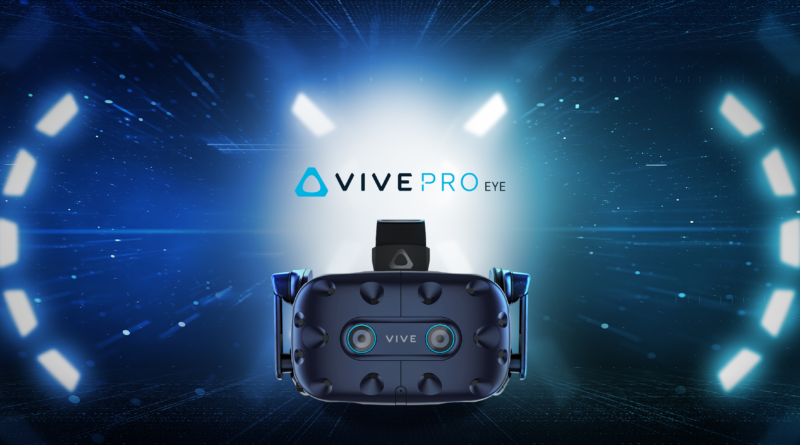 Снижена цена на Vive Pro Eye