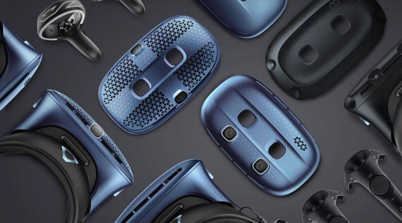 Новое видение HTC: четыре варианта Vive Cosmos